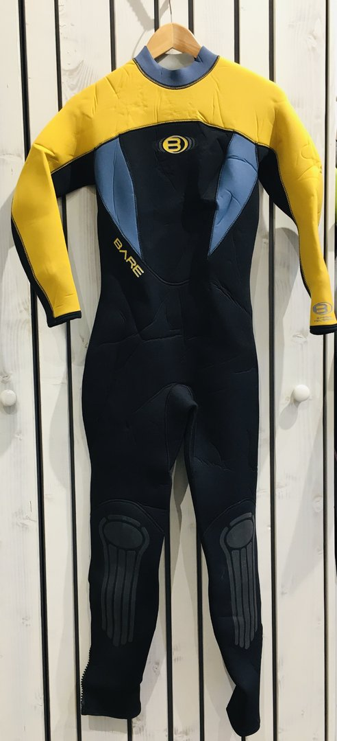 Bare Velocity Womensuit 4mm