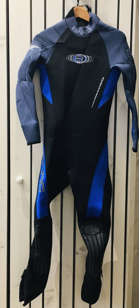 Bare Velocity Full Mensuit 5mm